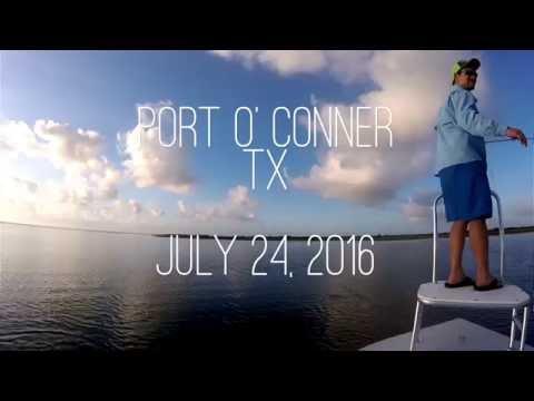 Port O'Conner - Redfish Fly Fishing