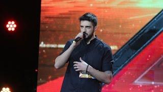 X ფაქტორი - მერაბ ამზოევი   X Factor - Merab Amzoevi
