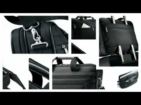 Samsonite Classic Business 17in Laptop Bag - LuggageFactory.com DONE