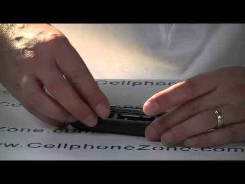 How to Change Blackberry 9300 LCD