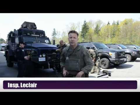 National Police Week - Lower Mainland Emergency Response Team