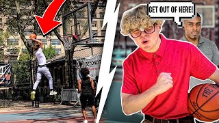 Nerds EXPOSE Basketball Players In The Hood!