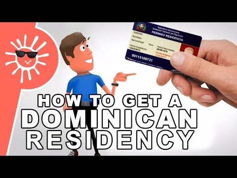 How To Get A Dominican Residency? | Kiskeya.Life