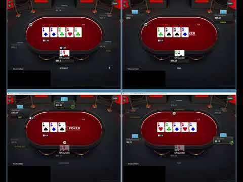 Global Poker Run it Up Episode 6 10nl 6-Max No Limit Texas Holdem Cash Game
