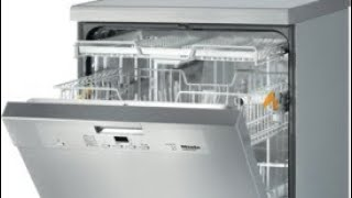 Miele Dishwasher F-70 -- Leaking - Find the Leak and FIX IT