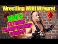 Rob Van Dams Extreme Championship Comedy Wrestling With Wregret