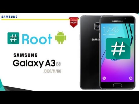 How To Root Samsung A3(2016) Nougat 7.0/7.1 Install Twrp   Superuser