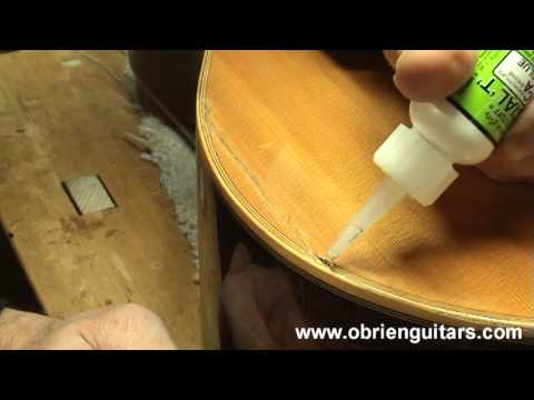 Luthier Tips du Jour Mailbag 24 -  Finish repair