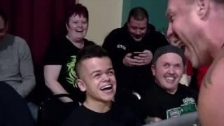 "Big League Wrestling: Mr. Anderson has a ""LITTLE"" problem...."