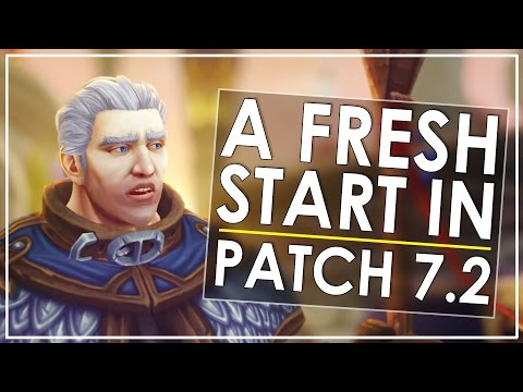 The Time For Alts Is Now! - Patch 7.2 Catchup Is Super Fast
