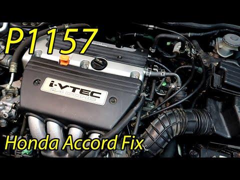 Honda P1157 Fix