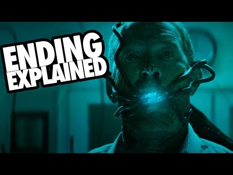 AWAIT FURTHER INSTRUCTIONS (2018) Ending Explained