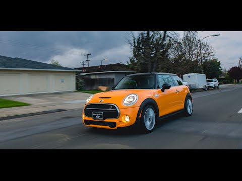 Mini Cooper S - GET THE MANUAL! Easy & Fun to drive