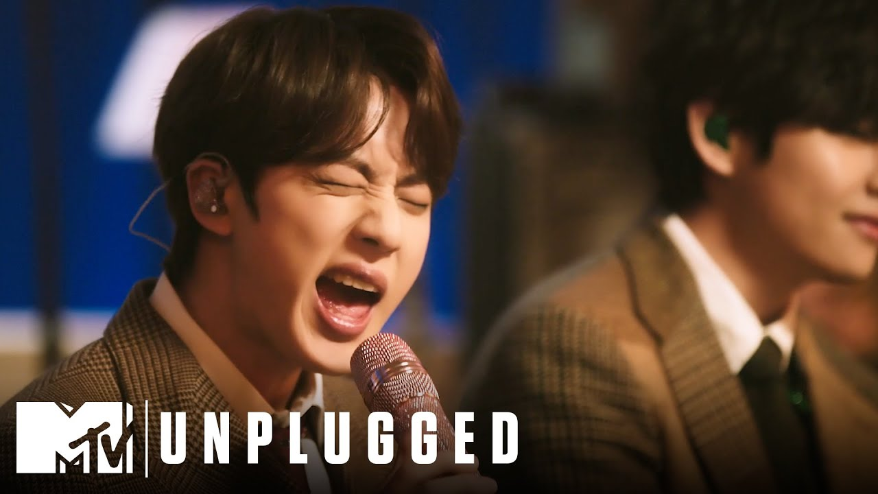 """BTS Performs """"Life Goes On""""   MTV Unplugged Presents: BTS"""