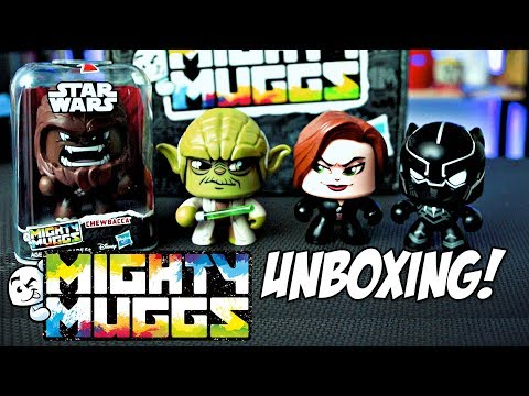 MIGHTY MUGGS ARE BACK! UNBOXING! #MUGGLIFE