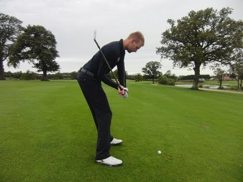 Maintain your Golf Posture For Great Ball Striking