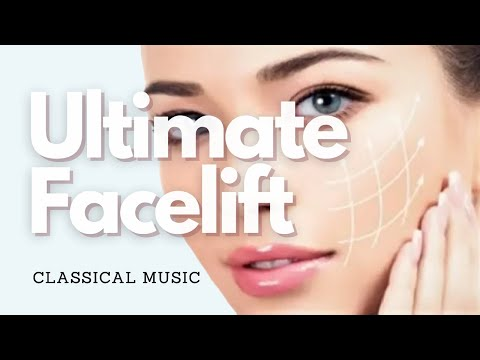 ULTIMATE FACELIFT! (All in One) + Perfect Flawless Skin (Classical Music) Subliminal + Frequency