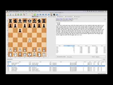 HIARCS Chess Explorer for MAC Overview