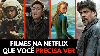 8 FILMES PRECIOSOS ESCONDIDOS NA NETFLIX