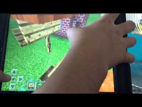 How to make a pressure plate in minecraft pe