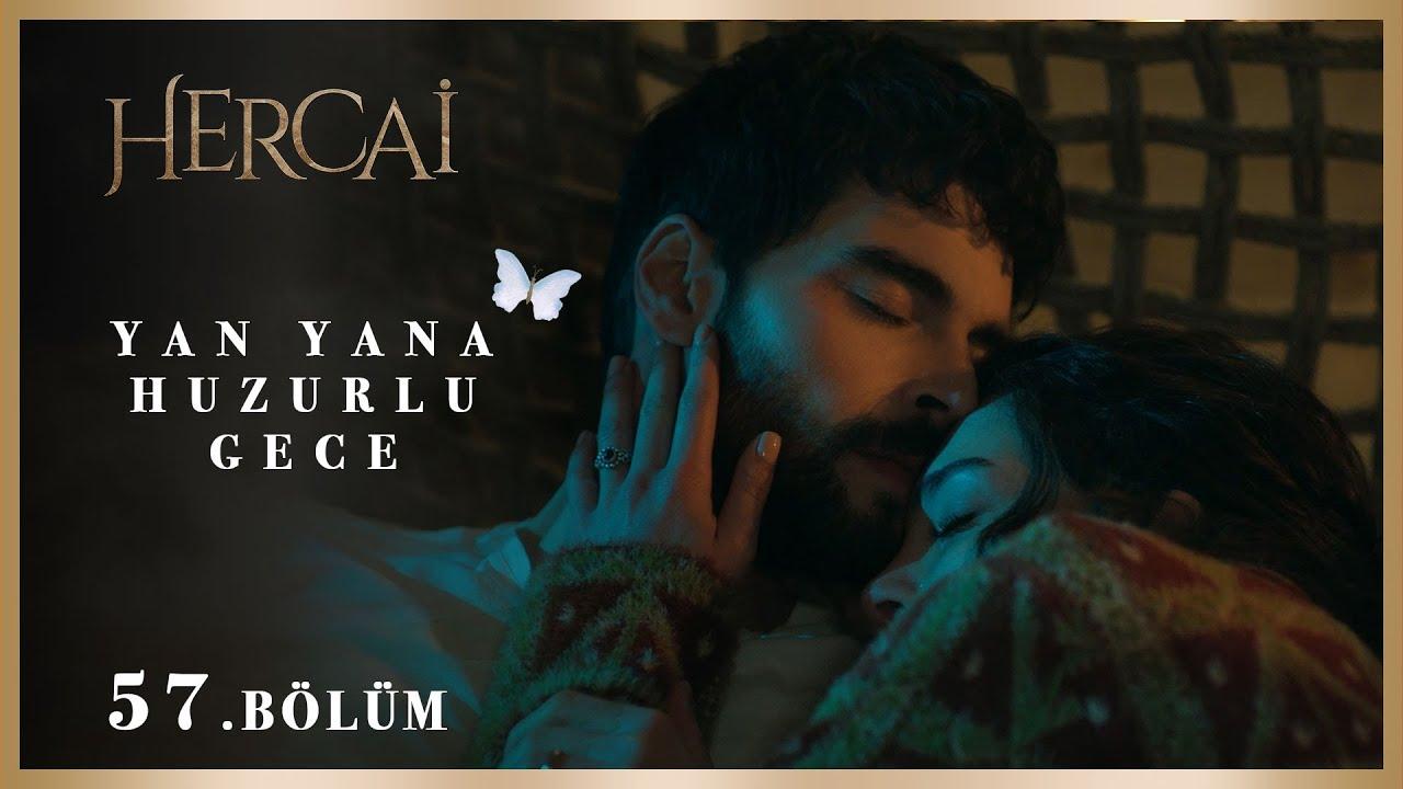 Reyyan ve Miran'ın tarifsiz aşkı - Hercai 57.Bölüm