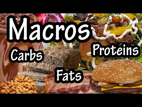 What Are Macronutrients - How To Calculate Calories - How To Count Calories