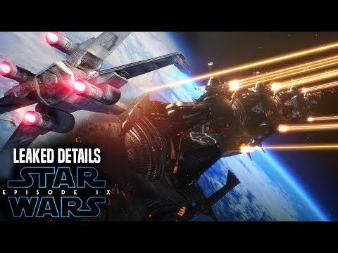 Star Wars Episode 9 Leak! Potential Spoilers & More