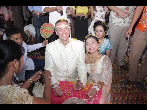 Getting married in Thailand to the most amazing person ever