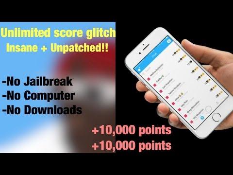 SNAPCHAT SCORE GLITCH (UPDATED) [NO JAILBREAK/COMPUTER]