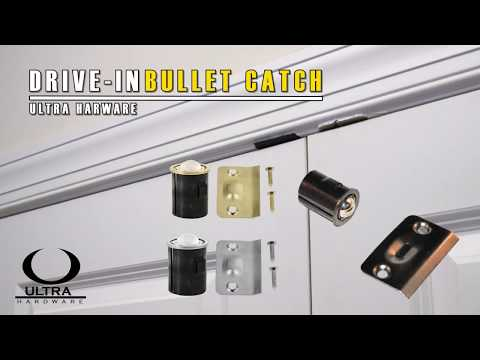 Drive in Bullet Ball Catch from Ultra Hardware
