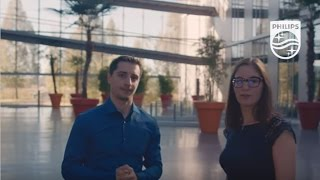 Working at Philips: Inside Philips Innovation Campus in