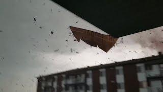 Cellphone video of Ottawa-Gatineau tornado