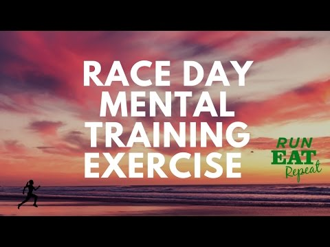 Race Day Mental Training Exercise