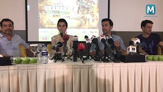 Naam Shabana Movie | Press Meet in Dubai | Taapsee Pannu, Prithviraj Sukumaran