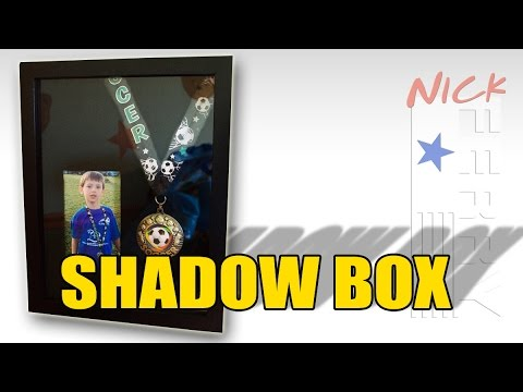 Ⓕ How To Make A Shadow Box (ep59)