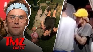 Justin Bieber In the Clear for Coachella Party Fight | TMZ TV