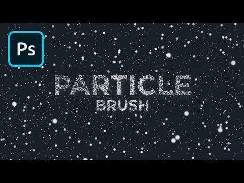How to Create a Particle Brush in Photoshop