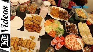 Iftar with Pakistani family in Dubai