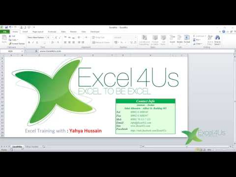 How to Open PDF file from Excel by HyperLink