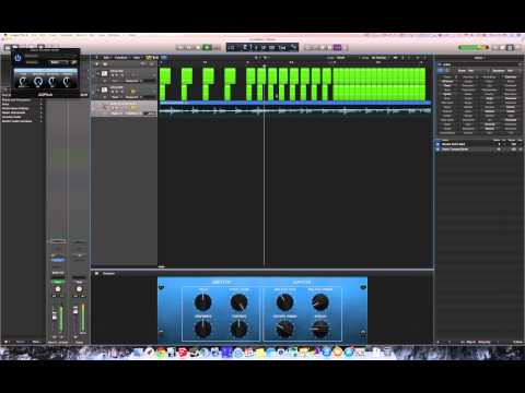 (Part 2) How to Make a DUBSTEP (OR EDM) Drop in LOGIC PRO X: Automations & Pitch Bend