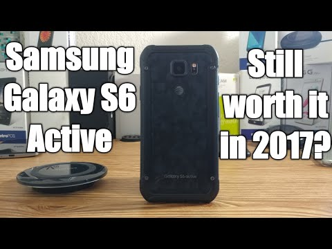Samsung Galaxy S6 Active Review is it still worth buying??