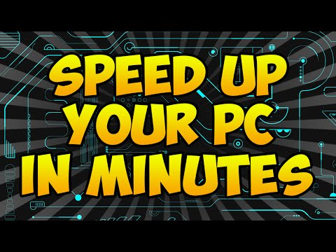 How To Make Your Computer Faster! Make Your PC Run Like New! (Simple)