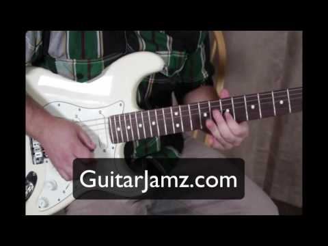 Secret Weapon to elevate your Blues  Solo's & Lead Guitar lesson taught by Marty Schwartz