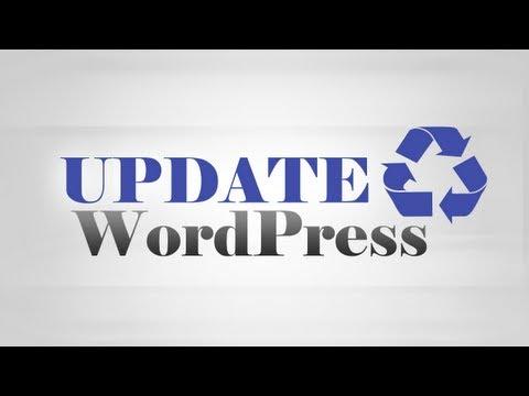 Update WordPress to new version automatically