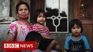 The tribe who can't read so can't vote - BBC News