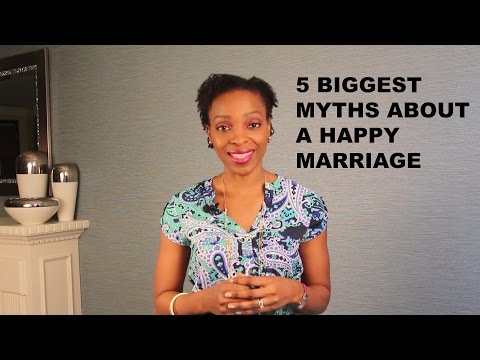 The 5 Biggest Myths About Happy Marriages