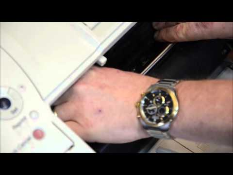 Brother Printer Cleaning Procedure