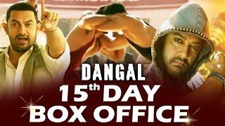 DANGAL MASSIVE GROWTH - 15th Day Box Office Collection - Aamir Khan, Fatima Sana Shaikh