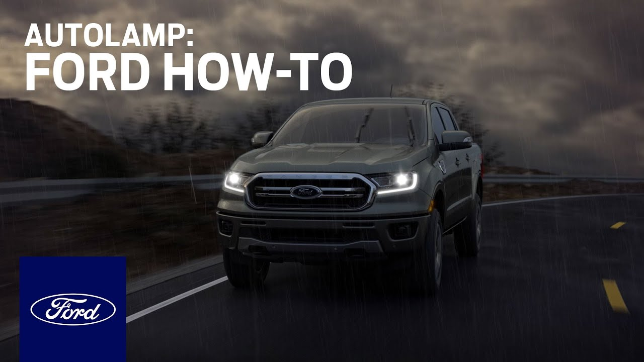 Ford Autolamp   Ford How-To   Ford