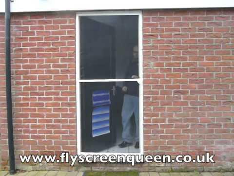 Flyscreen Door Aluminium